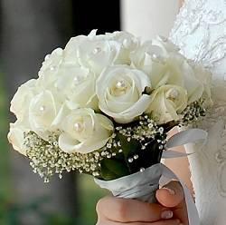 Как собрать свадебный букет своими руками